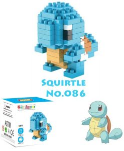 newplay pokemon blocks squirtle