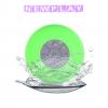 newplay smart vattentät bluetooth högtalare grön