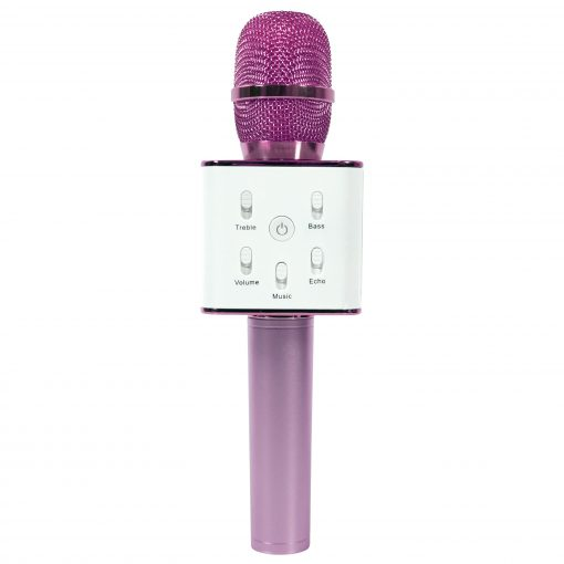 q7 rosa newplay karaokemikrofon